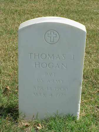 HOGAN  (VETERAN WWII), THOMAS J - Pulaski County, Arkansas | THOMAS J HOGAN  (VETERAN WWII) - Arkansas Gravestone Photos