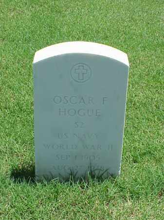 HOGUE (VETERAN WWII), OSCAR F - Pulaski County, Arkansas | OSCAR F HOGUE (VETERAN WWII) - Arkansas Gravestone Photos