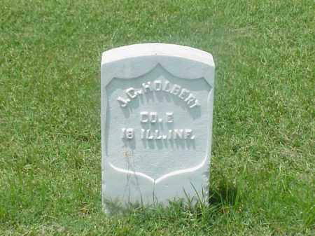 HOLBERT (VETERAN UNION), J C - Pulaski County, Arkansas | J C HOLBERT (VETERAN UNION) - Arkansas Gravestone Photos