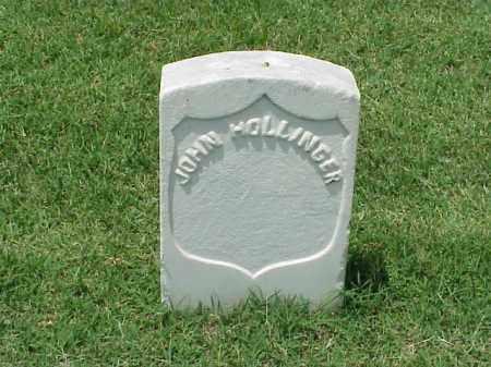 HOLLINGER (VETERAN UNION), JOHN - Pulaski County, Arkansas | JOHN HOLLINGER (VETERAN UNION) - Arkansas Gravestone Photos