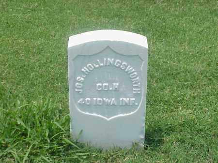 HOLLINGSWORTH (VETERAN UNION), JOSEPH - Pulaski County, Arkansas | JOSEPH HOLLINGSWORTH (VETERAN UNION) - Arkansas Gravestone Photos
