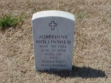 HOLLINSHED, JOSEPHINE - Pulaski County, Arkansas | JOSEPHINE HOLLINSHED - Arkansas Gravestone Photos