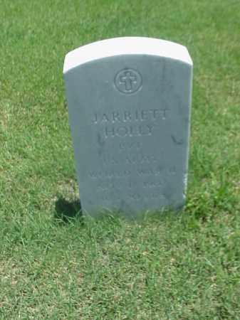 HOLLY (VETERAN WWII), JARRIETT - Pulaski County, Arkansas | JARRIETT HOLLY (VETERAN WWII) - Arkansas Gravestone Photos