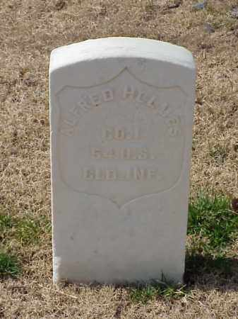 HOLMES  (VETERAN UNION), ALFRED - Pulaski County, Arkansas | ALFRED HOLMES  (VETERAN UNION) - Arkansas Gravestone Photos