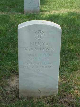 HOLMES, NEKYA VERSHAWN - Pulaski County, Arkansas | NEKYA VERSHAWN HOLMES - Arkansas Gravestone Photos