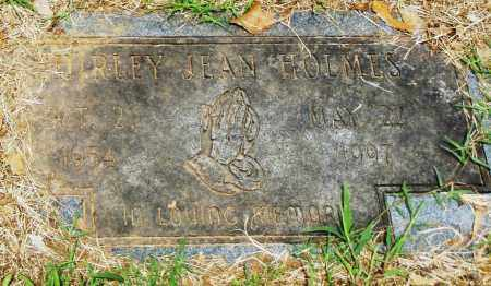 HOLMES, SHIRLEY  JEAN - Pulaski County, Arkansas | SHIRLEY  JEAN HOLMES - Arkansas Gravestone Photos