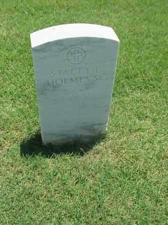 HOLMES, SR (VETERAN), STACEY L - Pulaski County, Arkansas | STACEY L HOLMES, SR (VETERAN) - Arkansas Gravestone Photos