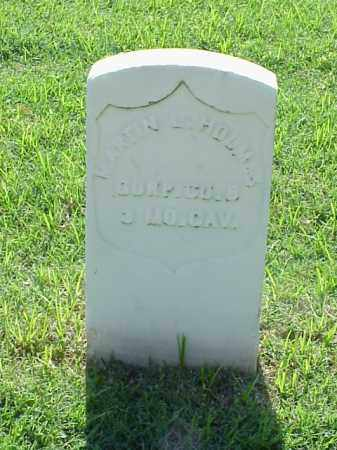 HOLMES (VETERAN UNION), MARTIN L - Pulaski County, Arkansas | MARTIN L HOLMES (VETERAN UNION) - Arkansas Gravestone Photos