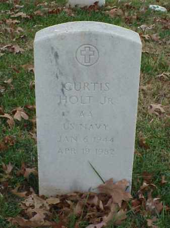 HOLT, JR  (VETERAN), CURTIS - Pulaski County, Arkansas | CURTIS HOLT, JR  (VETERAN) - Arkansas Gravestone Photos