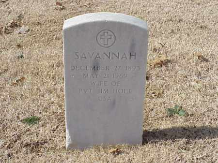 HOLT, SAVANNAH - Pulaski County, Arkansas | SAVANNAH HOLT - Arkansas Gravestone Photos