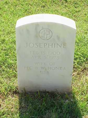 HONEA, JOSEPHINE - Pulaski County, Arkansas   JOSEPHINE HONEA - Arkansas Gravestone Photos