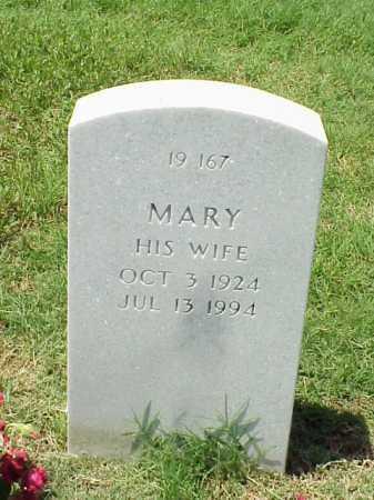 HONORABLE, MARY - Pulaski County, Arkansas | MARY HONORABLE - Arkansas Gravestone Photos