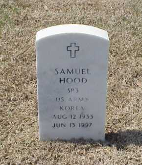 HOOD (VETERAN KOR), SAMUEL - Pulaski County, Arkansas | SAMUEL HOOD (VETERAN KOR) - Arkansas Gravestone Photos