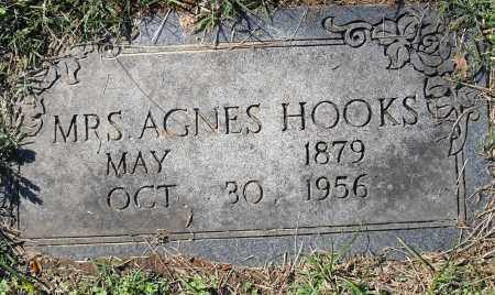 HOOKS, AGNES - Pulaski County, Arkansas | AGNES HOOKS - Arkansas Gravestone Photos