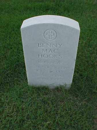 HOOKS (VETERAN VIET), BENNY MAC - Pulaski County, Arkansas | BENNY MAC HOOKS (VETERAN VIET) - Arkansas Gravestone Photos