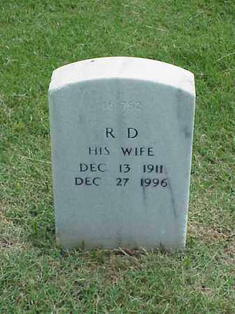 HOPES, R D - Pulaski County, Arkansas | R D HOPES - Arkansas Gravestone Photos