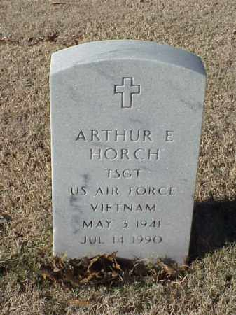 HORCH  (VETERAN VIET), ARTHUR E - Pulaski County, Arkansas | ARTHUR E HORCH  (VETERAN VIET) - Arkansas Gravestone Photos