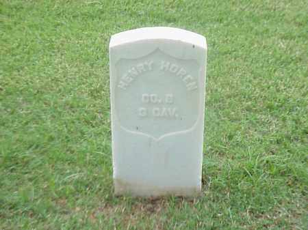 HOREN (VETERAN UNION), HENRY - Pulaski County, Arkansas | HENRY HOREN (VETERAN UNION) - Arkansas Gravestone Photos