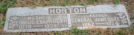 HORTON, GENERAL JAMES LEE - Pulaski County, Arkansas | GENERAL JAMES LEE HORTON - Arkansas Gravestone Photos