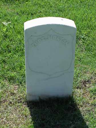 HORTON (VETERAN UNION), THOMAS - Pulaski County, Arkansas | THOMAS HORTON (VETERAN UNION) - Arkansas Gravestone Photos
