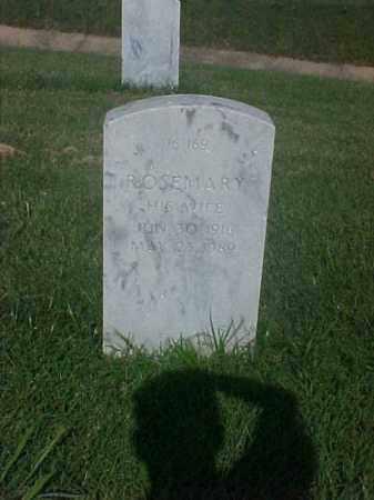 HOUSER, ROSEMARY - Pulaski County, Arkansas | ROSEMARY HOUSER - Arkansas Gravestone Photos