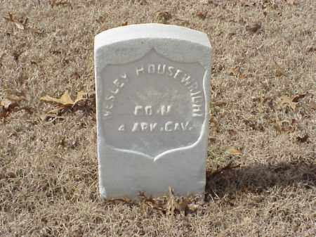 HOUSEWRIGHT  (VETERAN UNION), WESLEY - Pulaski County, Arkansas | WESLEY HOUSEWRIGHT  (VETERAN UNION) - Arkansas Gravestone Photos