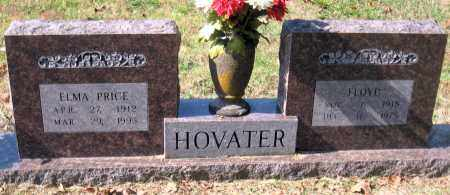 PRICE HOVATER, ELMA - Pulaski County, Arkansas | ELMA PRICE HOVATER - Arkansas Gravestone Photos