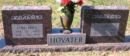 HOVATER, ELMA - Pulaski County, Arkansas | ELMA HOVATER - Arkansas Gravestone Photos