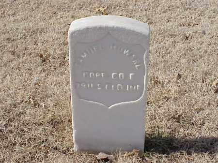 HOWARD  (VETERAN UNION), SAMUEL - Pulaski County, Arkansas | SAMUEL HOWARD  (VETERAN UNION) - Arkansas Gravestone Photos