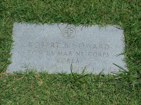 HOWARD (VETERAN KOR), ROBERT B - Pulaski County, Arkansas | ROBERT B HOWARD (VETERAN KOR) - Arkansas Gravestone Photos
