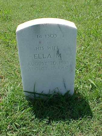 HOWELL, ELLA M - Pulaski County, Arkansas | ELLA M HOWELL - Arkansas Gravestone Photos