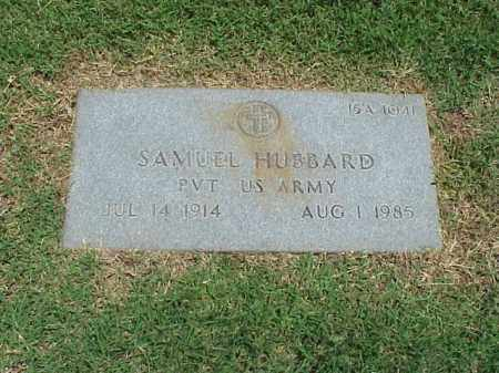 HUBBARD (VETERAN), SAMUEL - Pulaski County, Arkansas | SAMUEL HUBBARD (VETERAN) - Arkansas Gravestone Photos