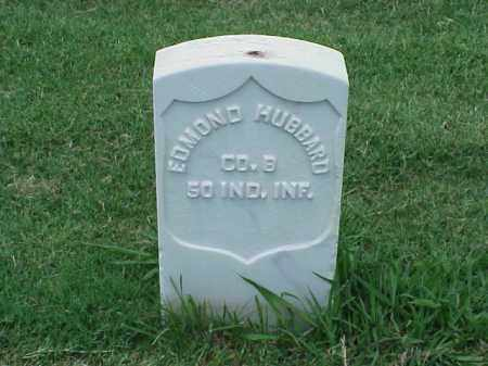 HUBBARD (VETERAN UNION), EDMOND - Pulaski County, Arkansas | EDMOND HUBBARD (VETERAN UNION) - Arkansas Gravestone Photos