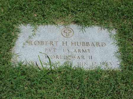 HUBBARD (VETERAN WWII), ROBERT H - Pulaski County, Arkansas | ROBERT H HUBBARD (VETERAN WWII) - Arkansas Gravestone Photos