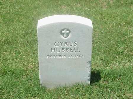 HUBBELL, CYRUS - Pulaski County, Arkansas | CYRUS HUBBELL - Arkansas Gravestone Photos