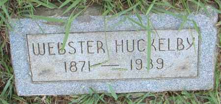 HUCKELBY, WEBSTER - Pulaski County, Arkansas | WEBSTER HUCKELBY - Arkansas Gravestone Photos