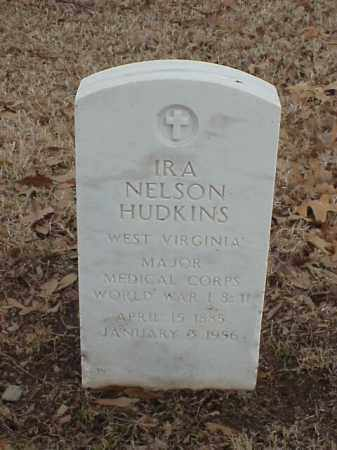 HUDKINS (VETERAN 2 WARS), IRA NELSON - Pulaski County, Arkansas | IRA NELSON HUDKINS (VETERAN 2 WARS) - Arkansas Gravestone Photos