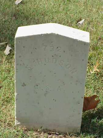HUDSON  (VETERAN CSA), S - Pulaski County, Arkansas | S HUDSON  (VETERAN CSA) - Arkansas Gravestone Photos
