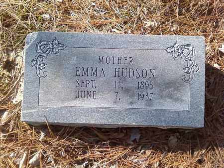 HUDSON, EMMA - Pulaski County, Arkansas | EMMA HUDSON - Arkansas Gravestone Photos