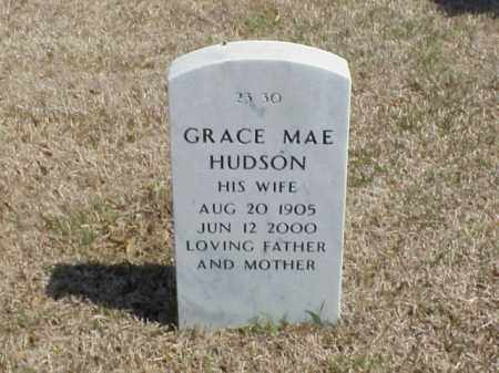 HUDSON, GRACE MAE - Pulaski County, Arkansas | GRACE MAE HUDSON - Arkansas Gravestone Photos