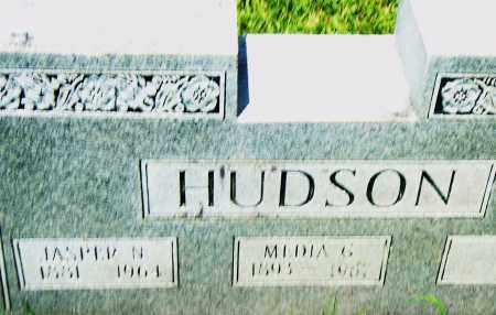 HUDSON, MEDIA  G. - Pulaski County, Arkansas | MEDIA  G. HUDSON - Arkansas Gravestone Photos