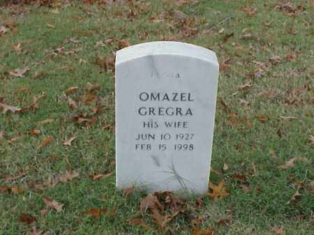 HUDSON, OMAZEL GREGRA - Pulaski County, Arkansas | OMAZEL GREGRA HUDSON - Arkansas Gravestone Photos