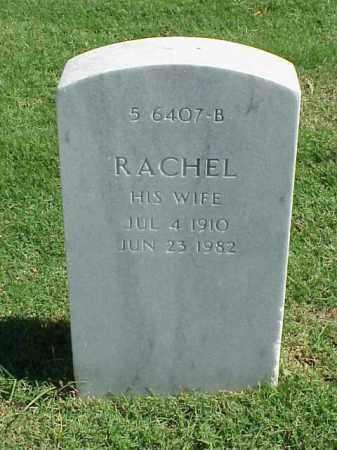 HUDSON, RACHEL - Pulaski County, Arkansas | RACHEL HUDSON - Arkansas Gravestone Photos
