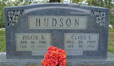 HUDSON, CLYDE E. - Pulaski County, Arkansas | CLYDE E. HUDSON - Arkansas Gravestone Photos