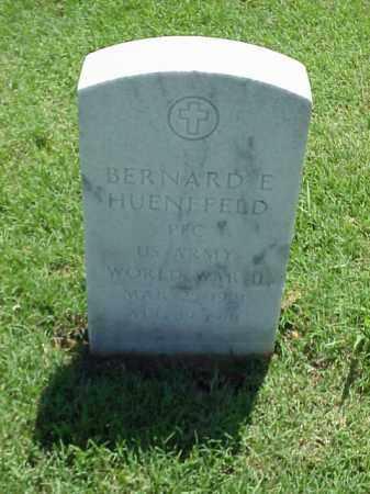 HUENEFELD (VETERAN WWII), BERNARD E - Pulaski County, Arkansas | BERNARD E HUENEFELD (VETERAN WWII) - Arkansas Gravestone Photos