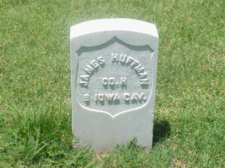 HUFFMAN (VETERAN UNION), JAMES - Pulaski County, Arkansas | JAMES HUFFMAN (VETERAN UNION) - Arkansas Gravestone Photos