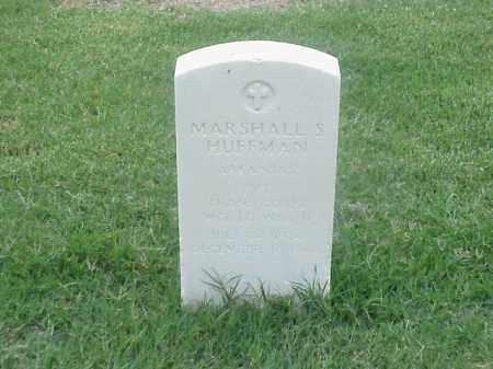 HUFFMAN (VETERAN WWII), MARSHALL S - Pulaski County, Arkansas | MARSHALL S HUFFMAN (VETERAN WWII) - Arkansas Gravestone Photos