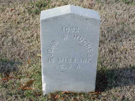 HUGHES  (VETERAN CSA), JOHN W - Pulaski County, Arkansas | JOHN W HUGHES  (VETERAN CSA) - Arkansas Gravestone Photos