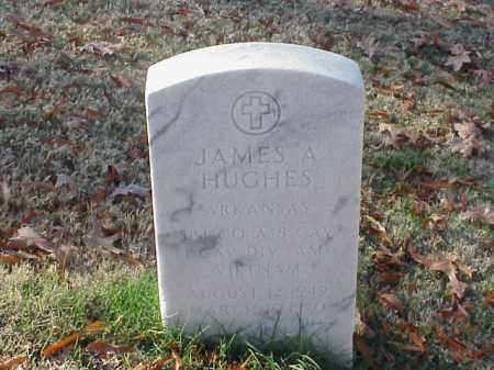 HUGHES  (VETERAN VIET), JAMES A - Pulaski County, Arkansas | JAMES A HUGHES  (VETERAN VIET) - Arkansas Gravestone Photos