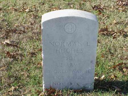 HUGHES  (VETERAN WWII), NORMAN L - Pulaski County, Arkansas | NORMAN L HUGHES  (VETERAN WWII) - Arkansas Gravestone Photos